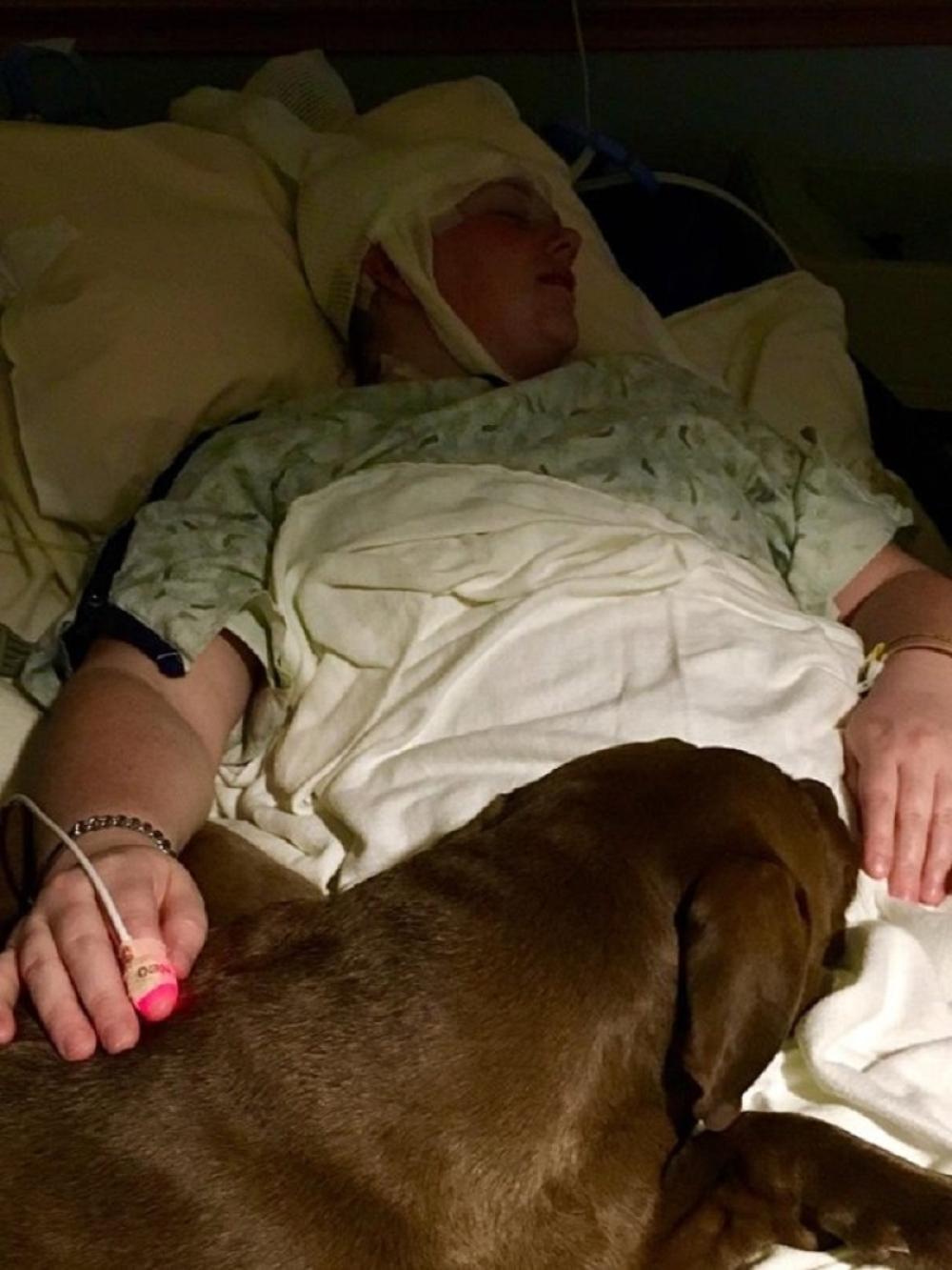 Džejn nakon operacije