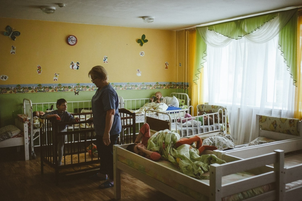 Sirotište u Belorusiji