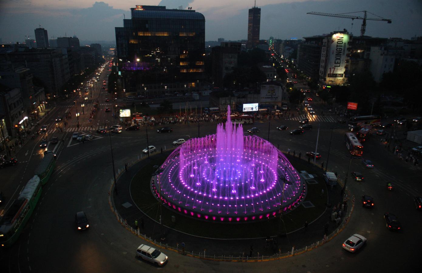 Резултат слика за fontana slavija