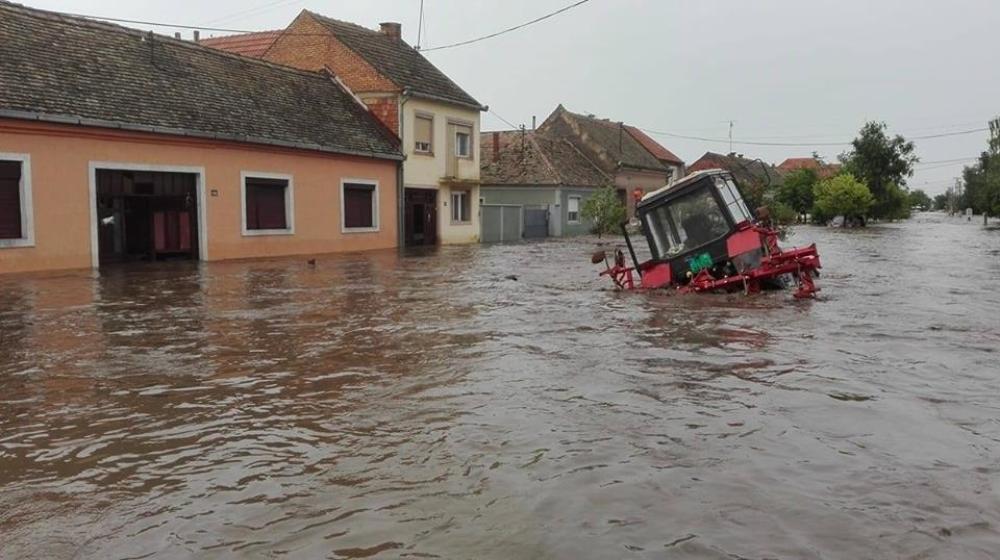Poplava u Vršcu