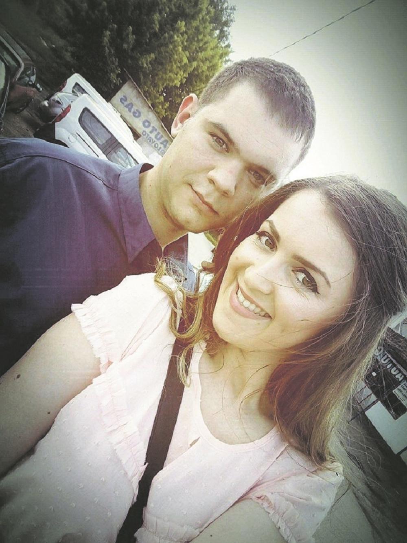 Kristina Kaplanović i njen momak Igor Debeljak