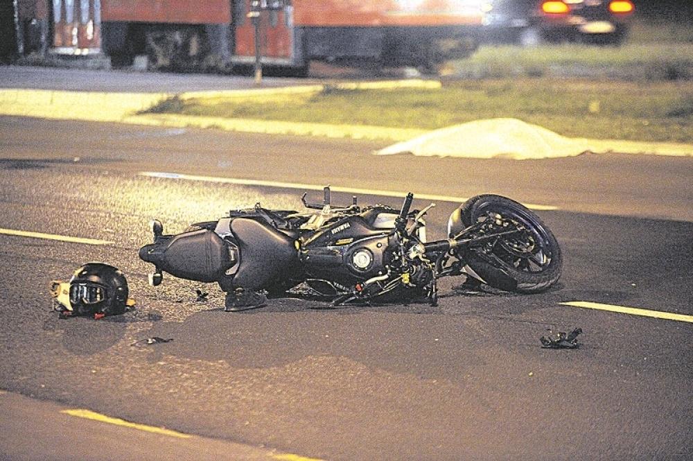 Motociklista nesreća