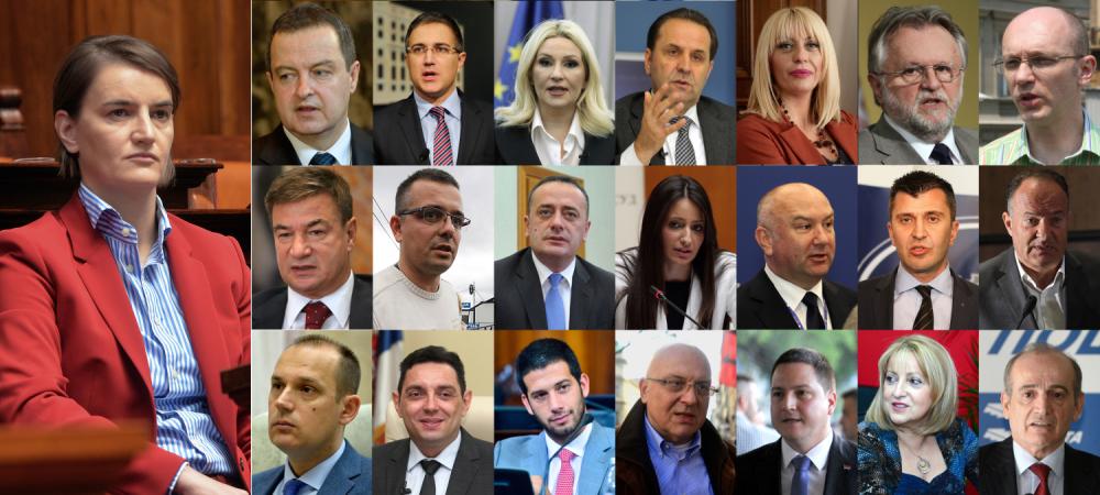 Ana Brnabić i nova Vlada Srbije