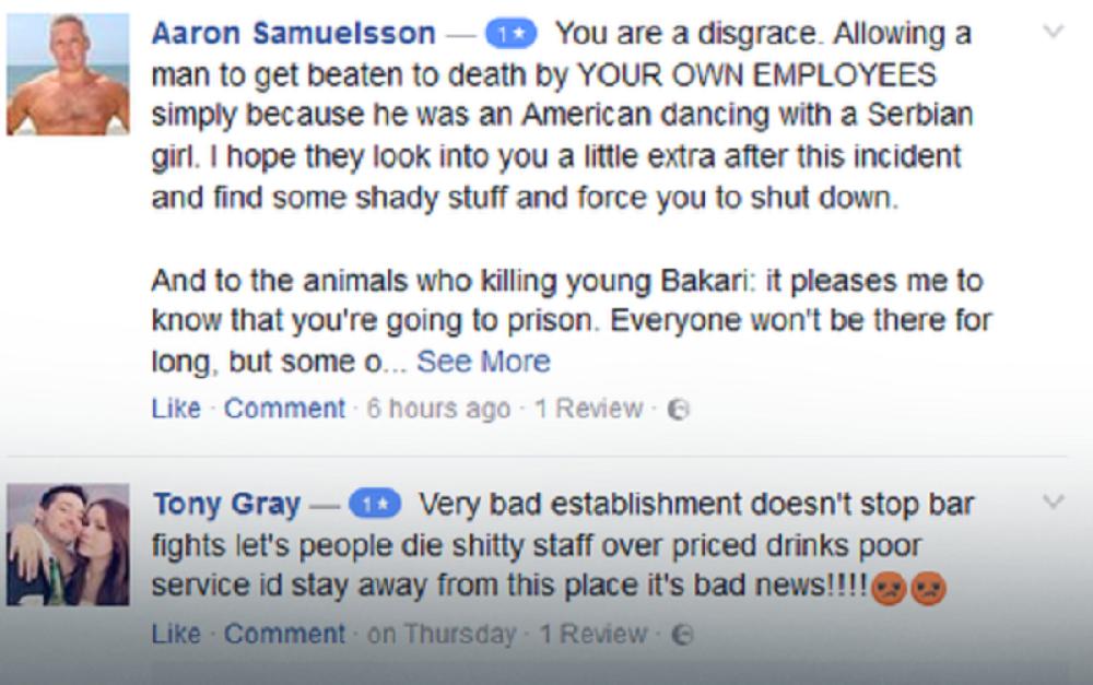 Ovo su samo neki od komentara
