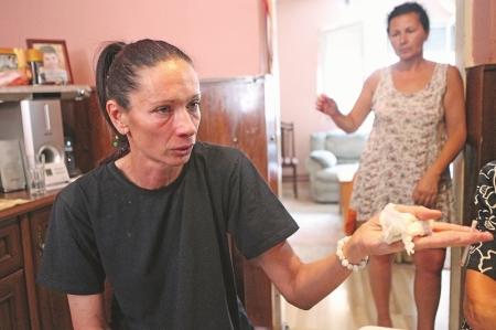 Branislava Katanić, sestra ubijene Maje Đorđević