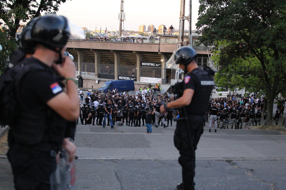 """Résultat de recherche d'images pour """"policija partizan beograd"""""""