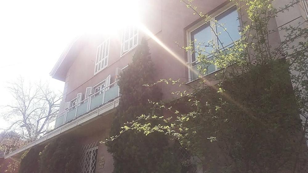Kuća u kojoj Marija Milošević ima stan