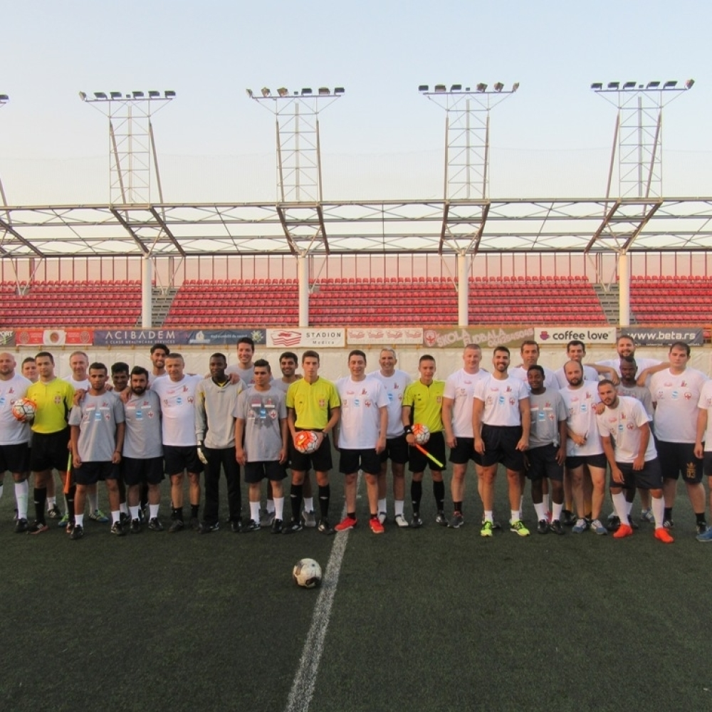 Migranti-i-gradski-celnici-odigrali-fudbalsku-utakmicu