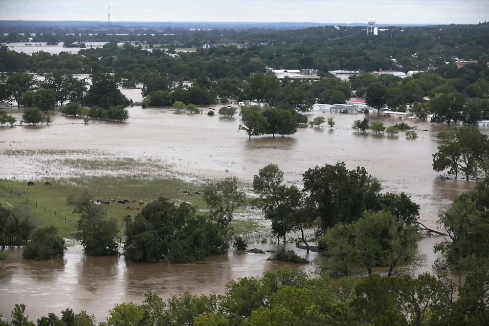 Teksas poplave