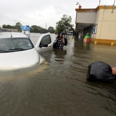 Poplave u Hjustonu