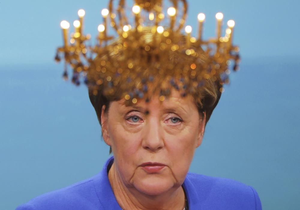 Angela Merkel debata sa Šulcom