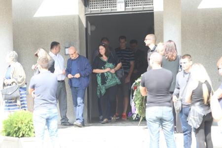 Sahrana Srđana Cvetanovića
