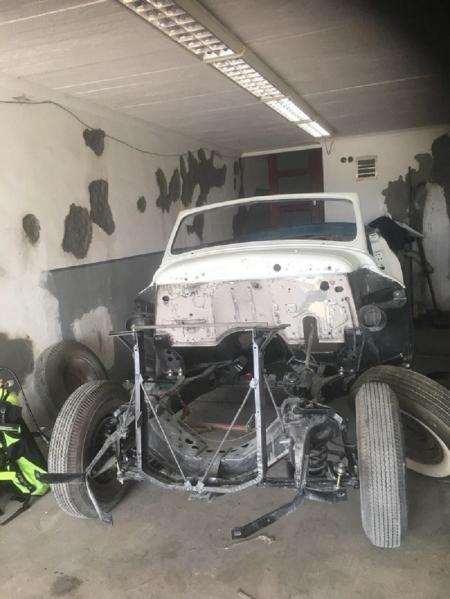 automobil Miloša Bojanića