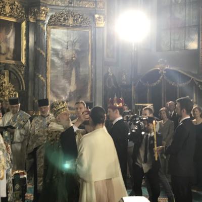 Venčanje Danice i princa Filipa