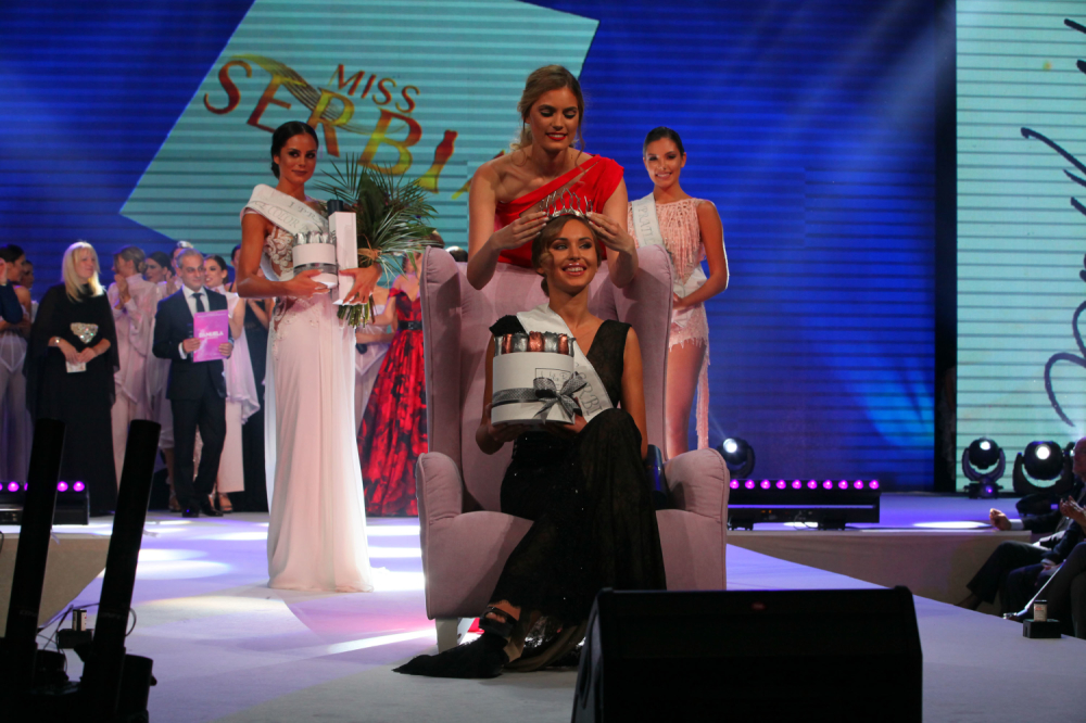 Proglašenje nvoe Miss Srbije