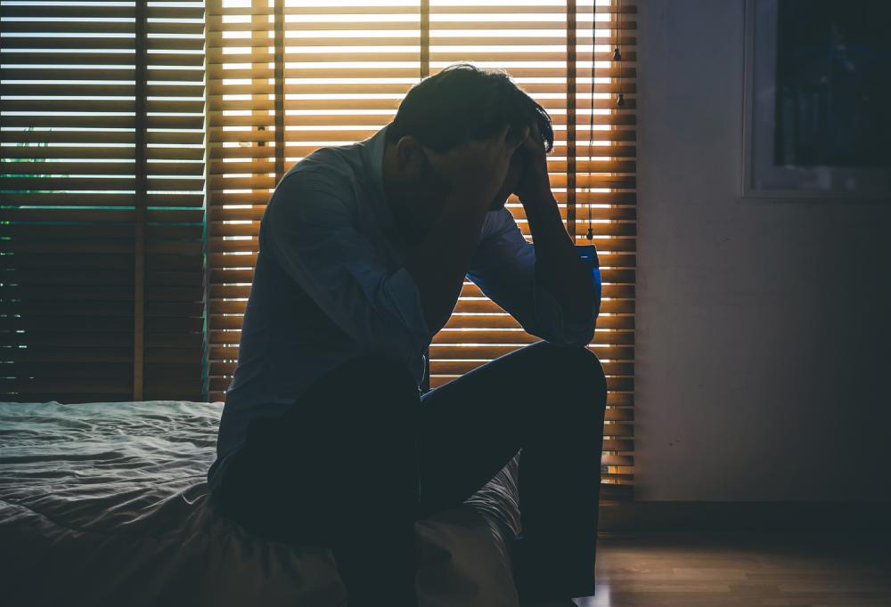 Tuga, depresija