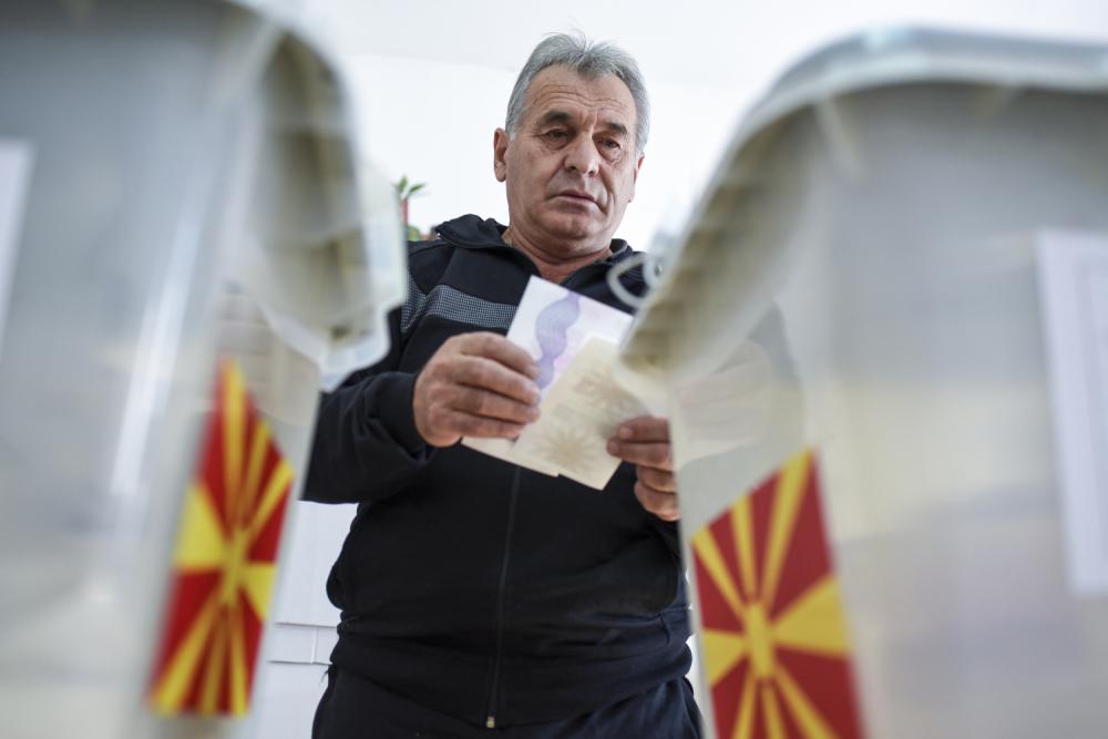 Makedonija, lokalni izbori