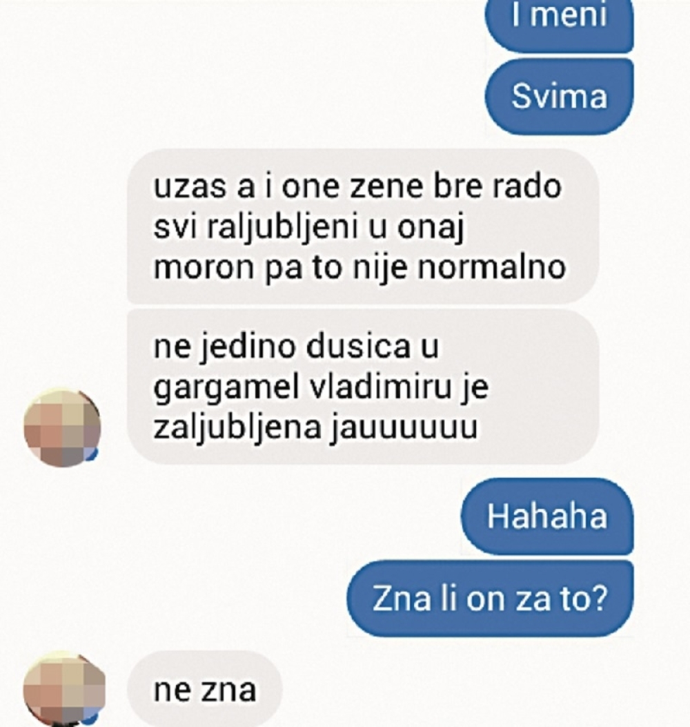 Vladimirove poruke