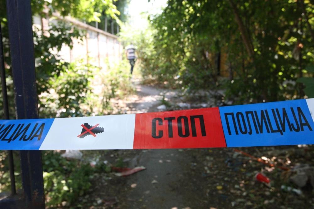 policijska traka policija mesto zločina ubistvo