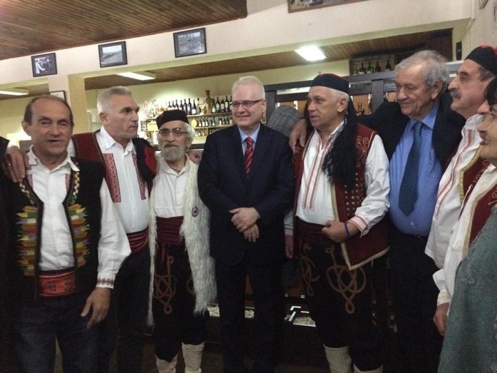 Ivo Josipović u Beogradu