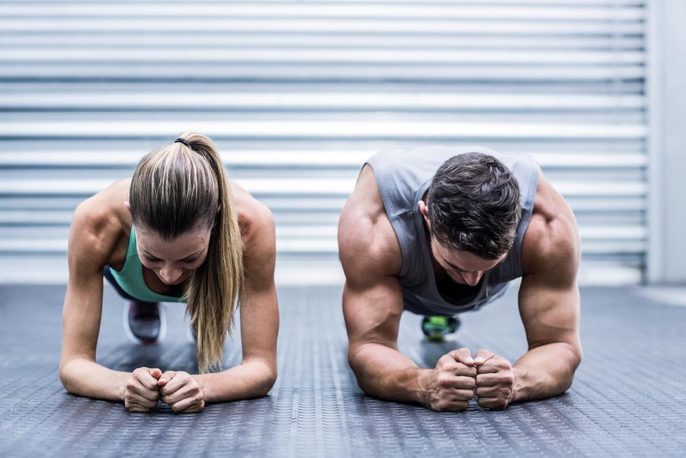 Sport trening vežbanje mišići trbušnjaci trčanje čučnjevi