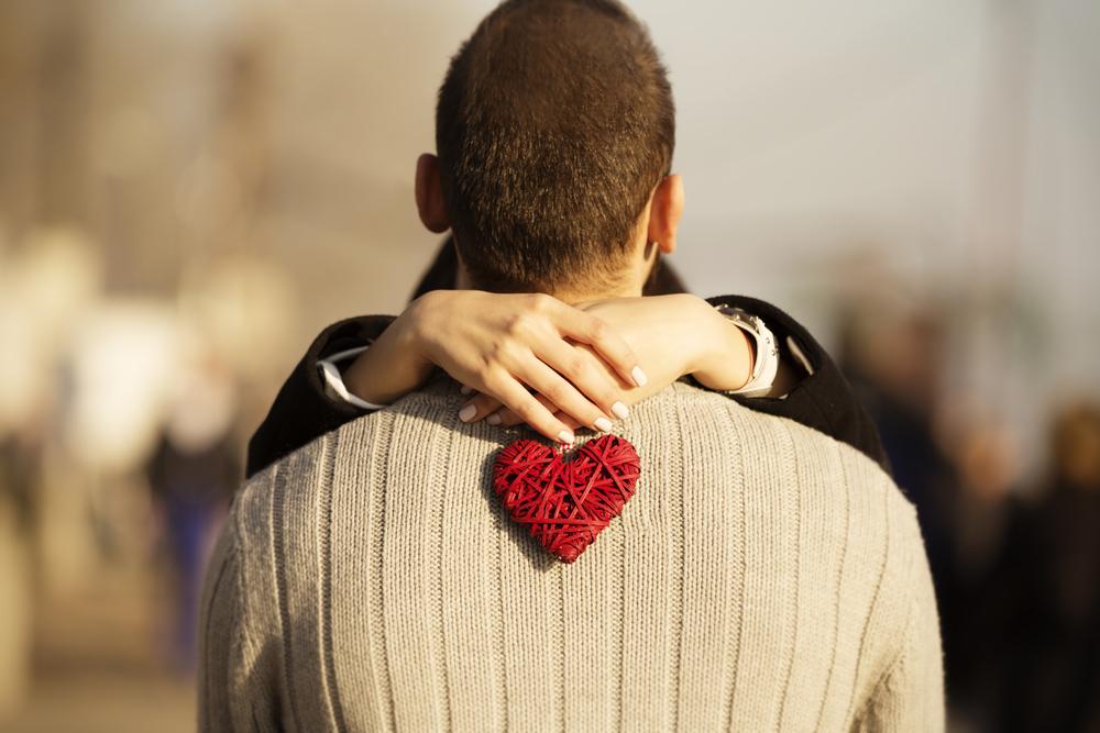 Ljubav zaljubljeni srce muvanje par