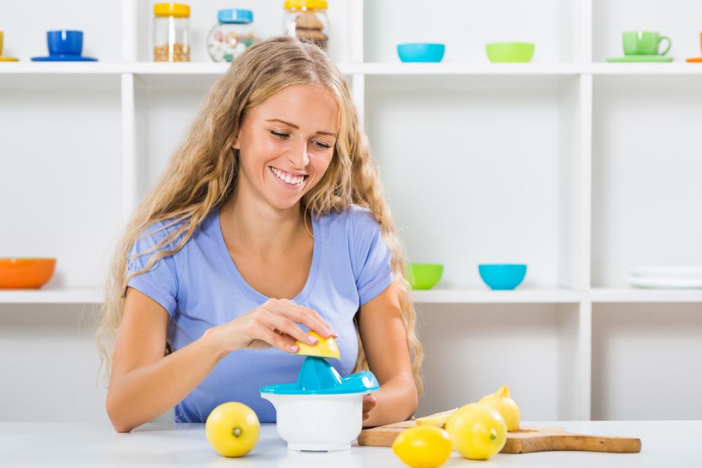Kuhinja limun sok domaćica