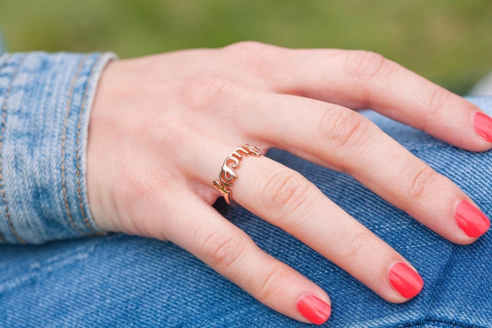 Prsten ruka