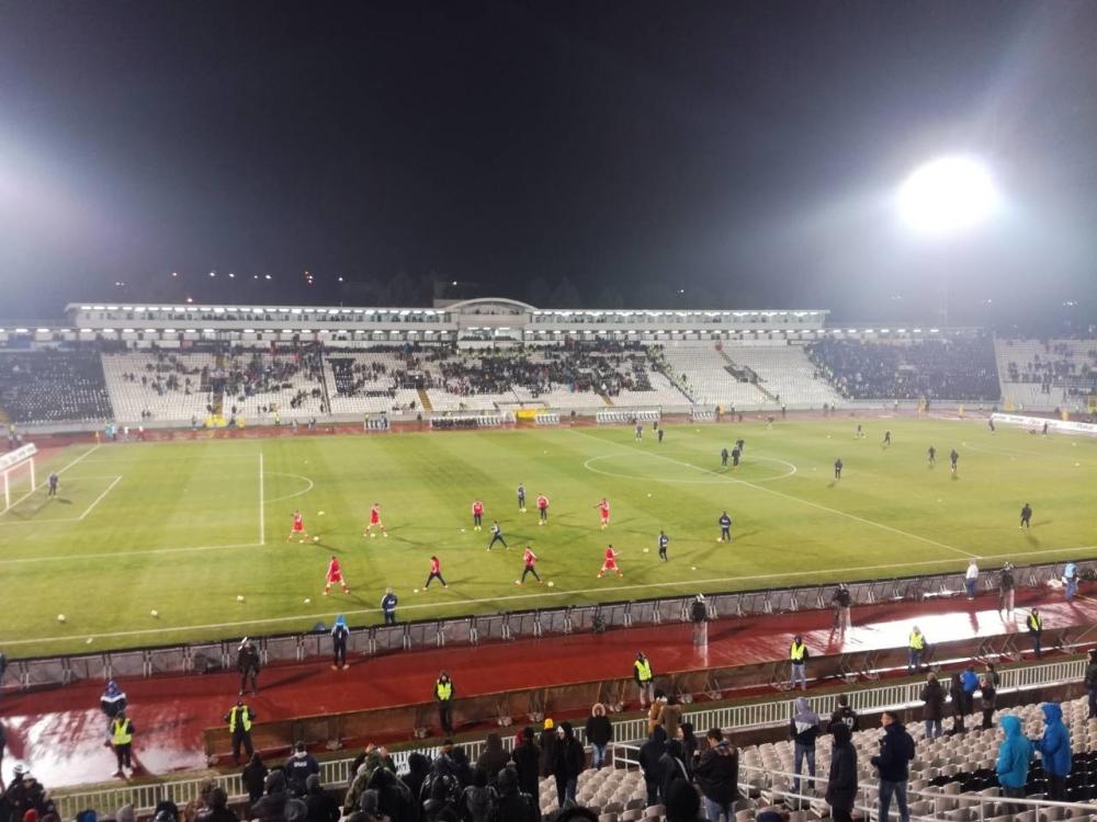 Partizan I Crvena Zvezda 158 Put Alors