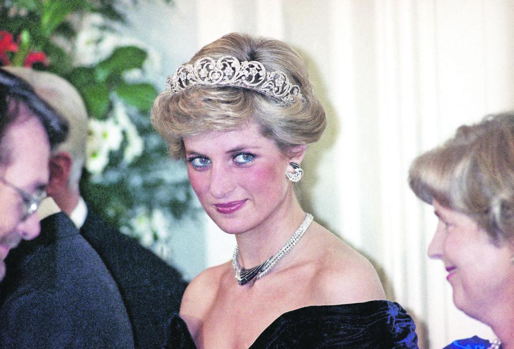 Image result for britanska princeza Dajana.