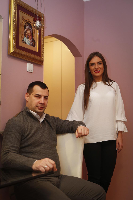 Milica Đurđević i Stefan Stamenkovski