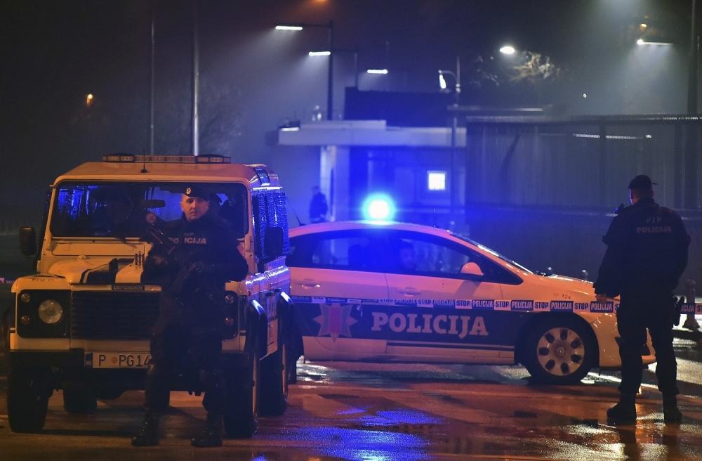 Bombaški napad na Ambasadu SAD u Podgorici