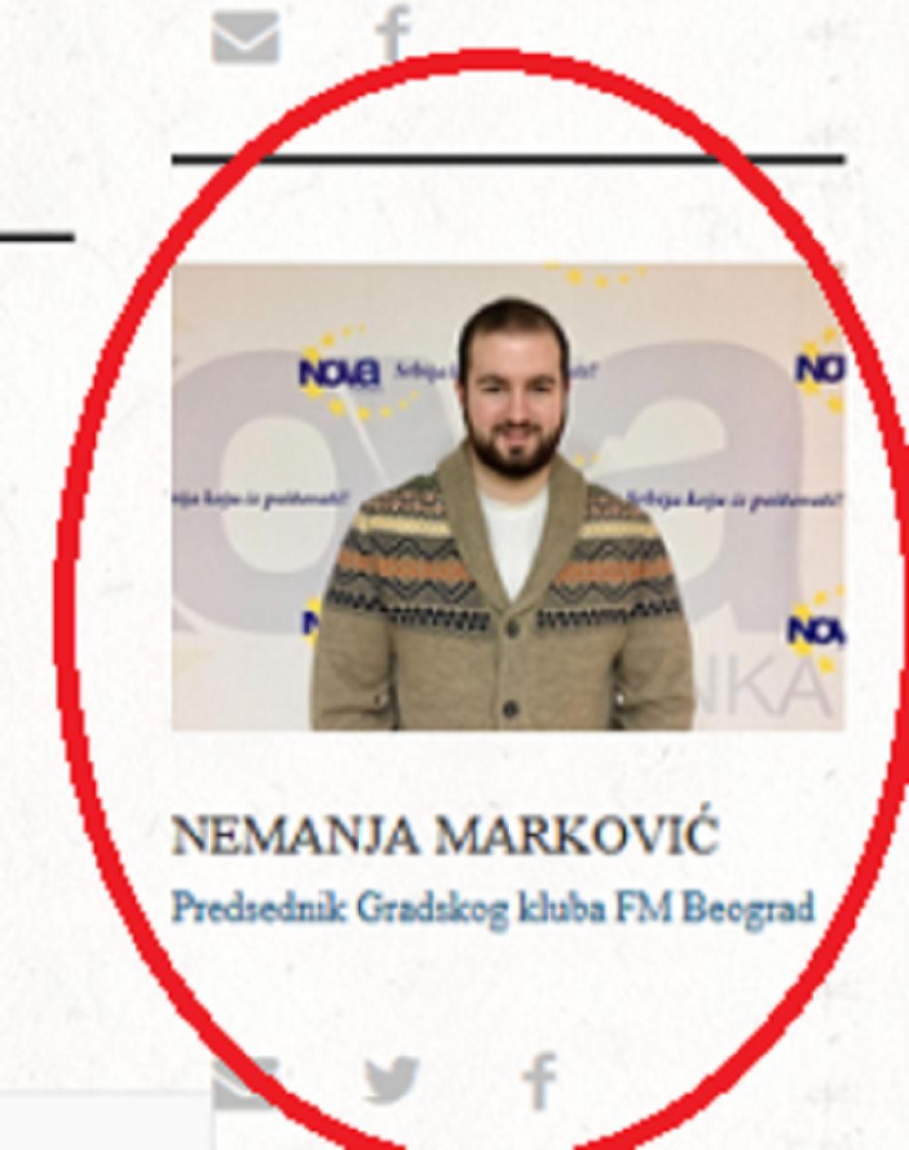 Nemanja Marković