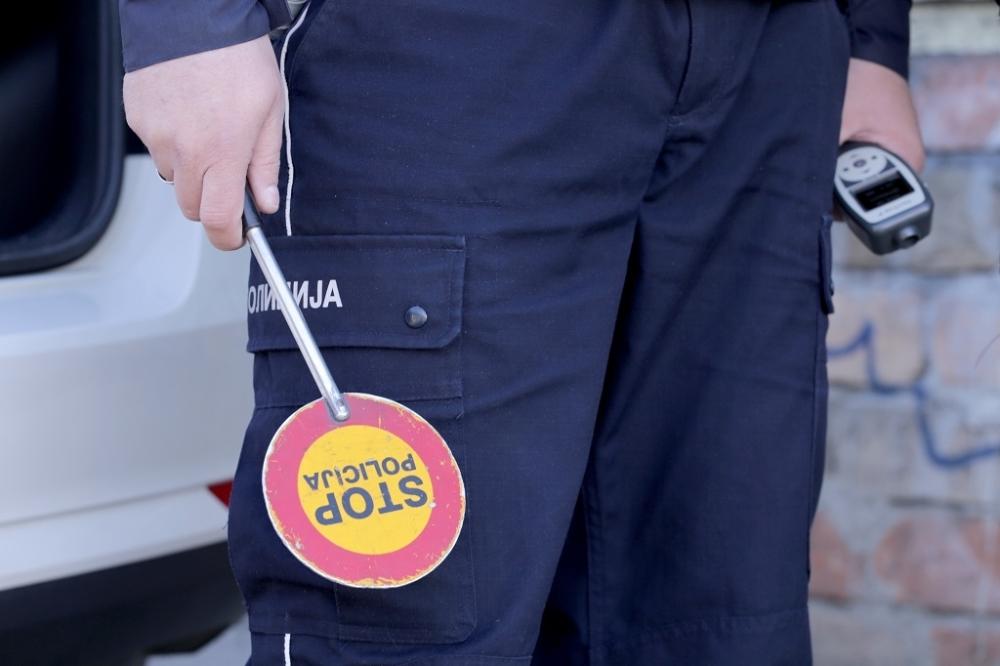 Traffic police, cop