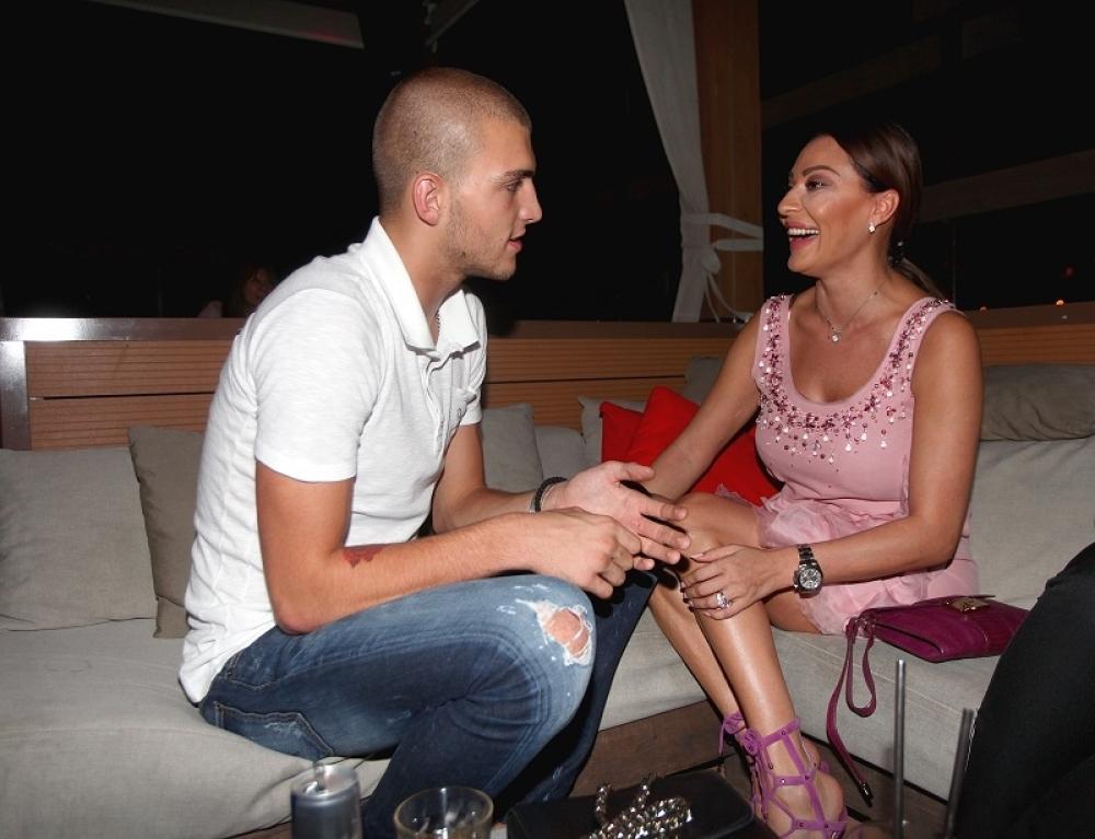 Veljko i Ceca Ražnatović