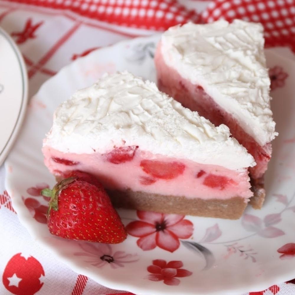 Kremasta-torta-bez-brasna-i-pecenja