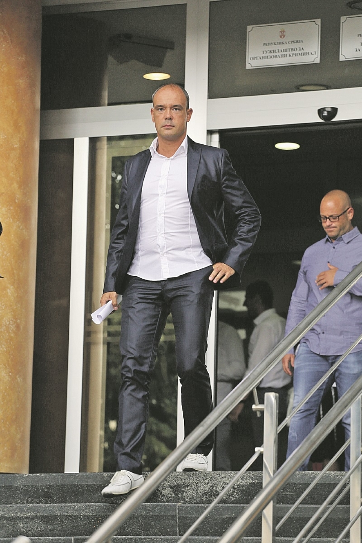 Goran Jovandić, advokat Darka Šarića