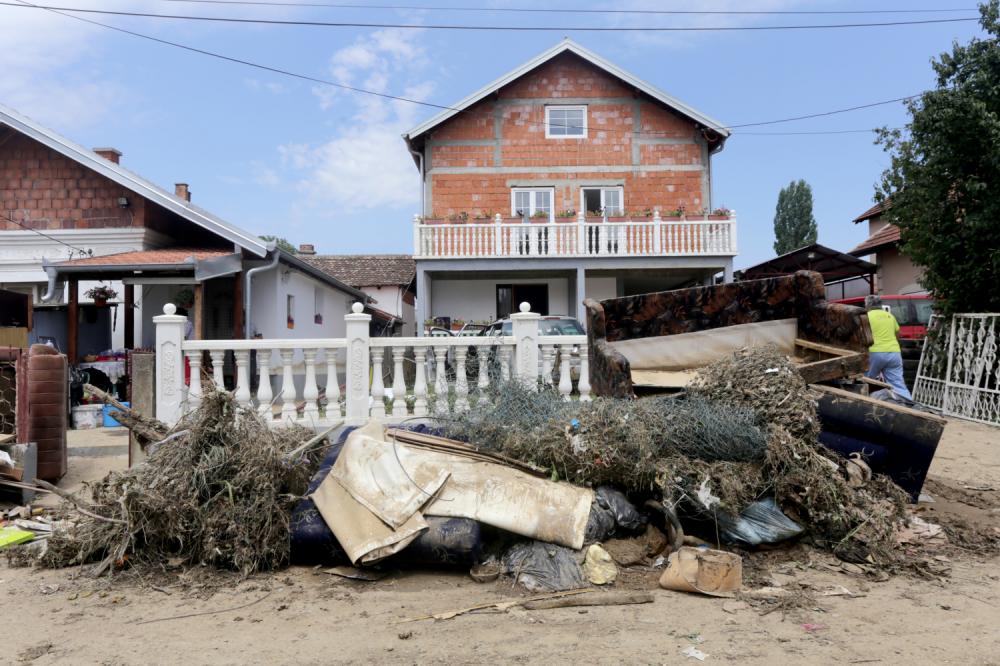 Umčari posle poplave