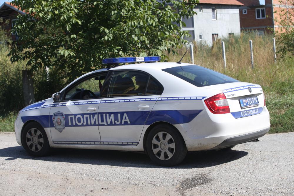 Policija rotacija uviđaj
