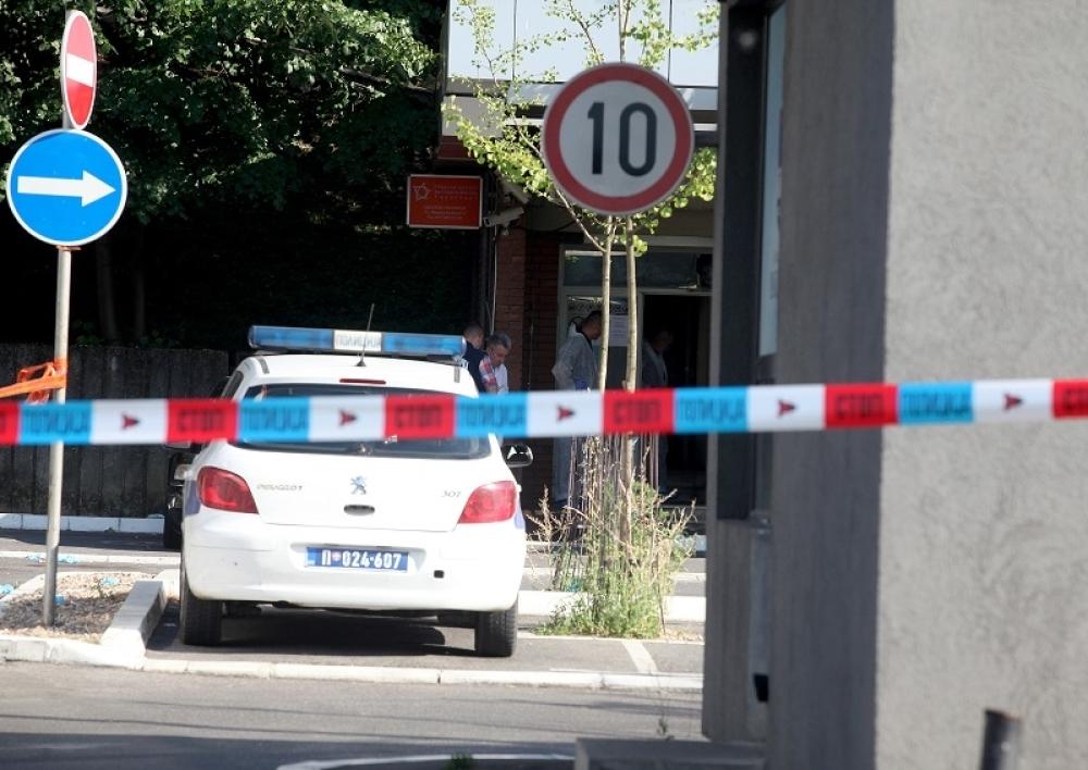 Ubistvo, policija