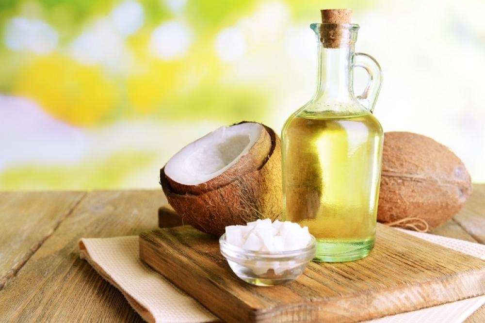 Kokos, kokosvo ulje