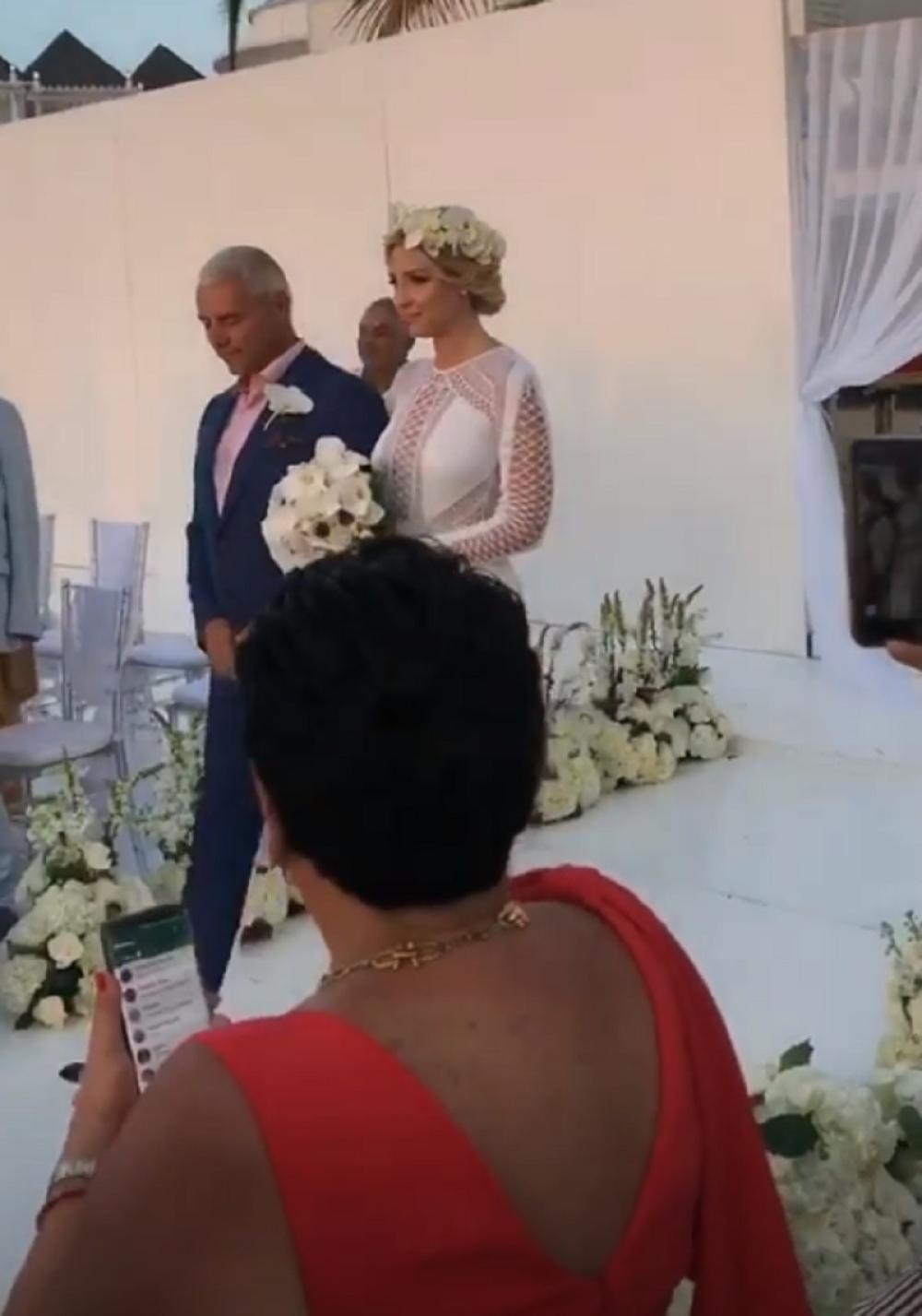Venčanje Ljubiše Krstajića i Beograđanke Ane Popović