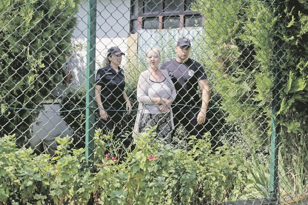 Hapšenje Stojanke Stojanović osumnjičene za ubistvo