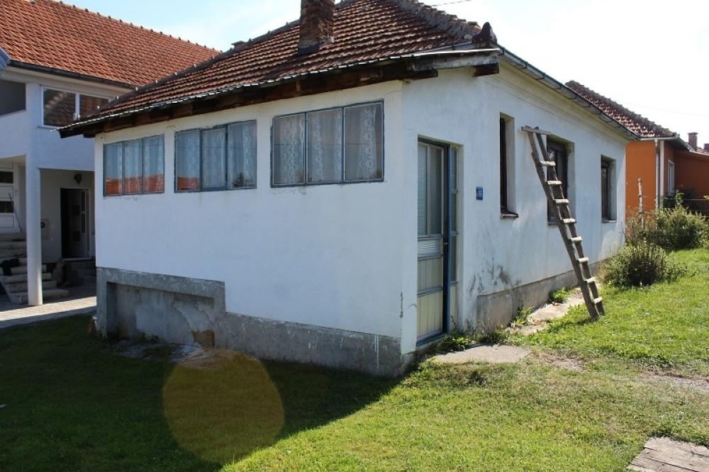 Kuća u Sjenici u kojoj se dogodila u tragediji