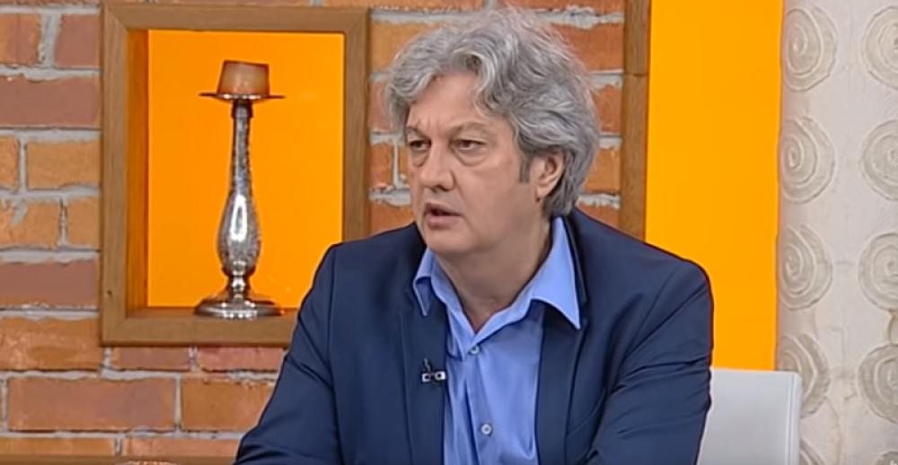 Milomir Marić u jutarnjem programu