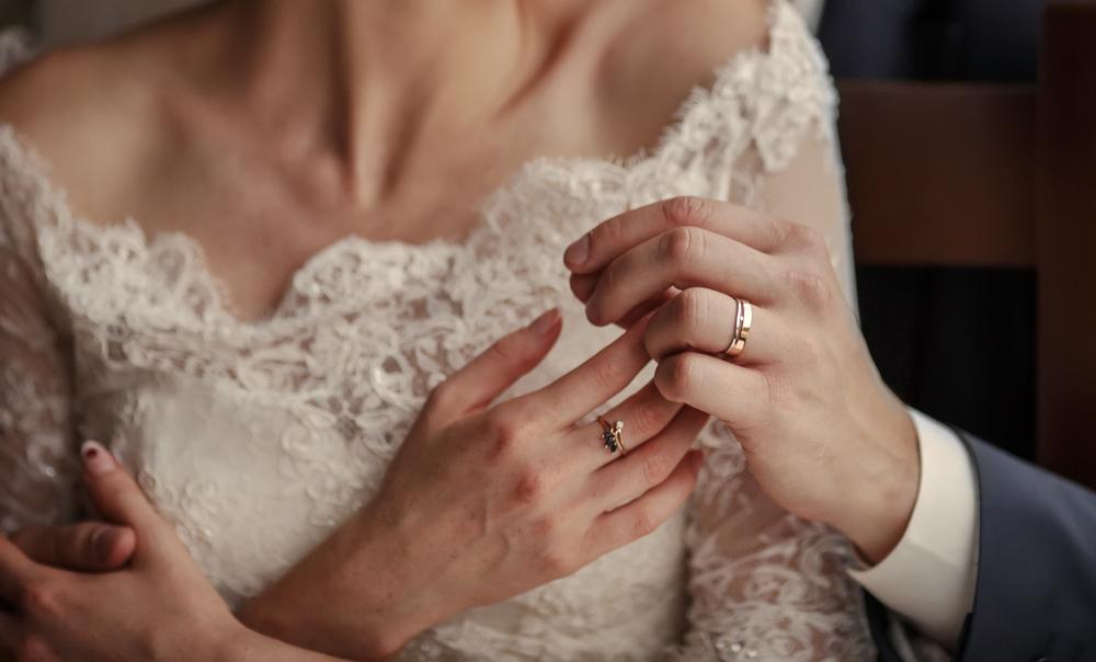 Svadba, Venčanje, Mladenci