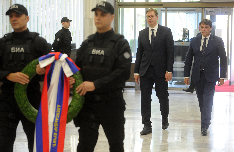Oèekuje se dolazak predsednika Srbije!
