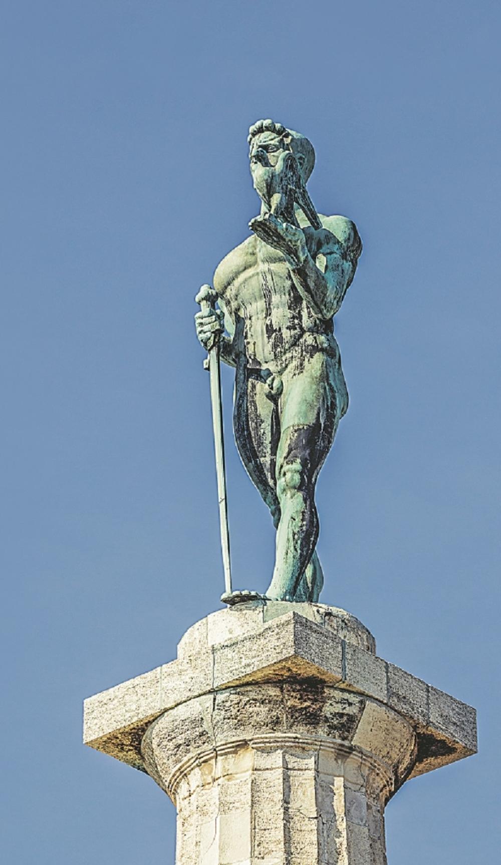 Nece Biti Simbola Prestonice Na Kalemegdanu Beograd Ostaje Bez