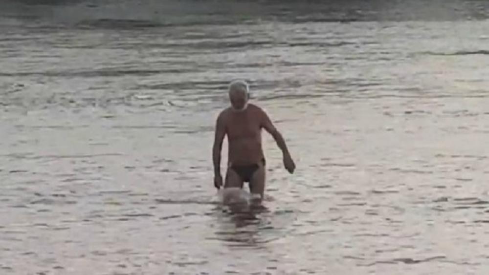 Kupanje u Ibru