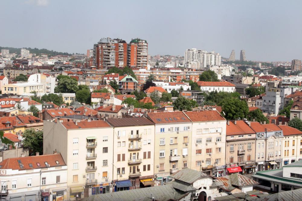 Beograd, zgrade, stan